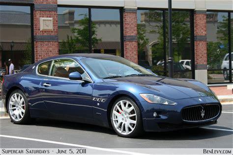 Maserati Granturismo Blue Blue Maserati Gran Turismo Benlevy