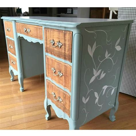 25 best ideas about painted desks on