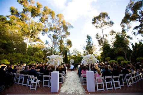Wedding Ceremony Park by And Kevin S Wedding At The Prado Balboa Park