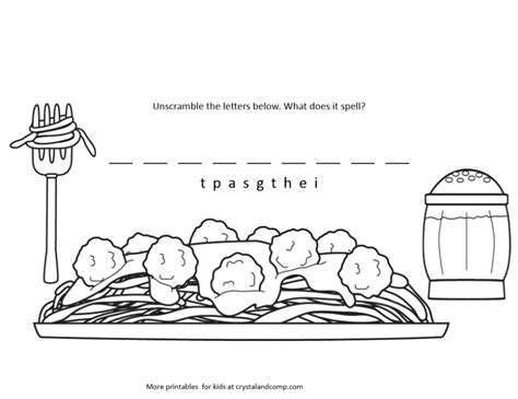 chicken supper coloring page family meal time 5 dinners that use spaghetti sauce
