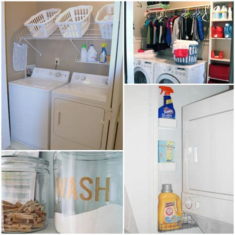 how to organize laundry closet 17 tips and tricks for an organized laundry room