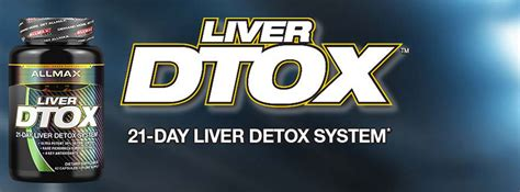 Allmax Liver Detox by Buy Allmax Nutrition Liver D Tox 42 Capsules At