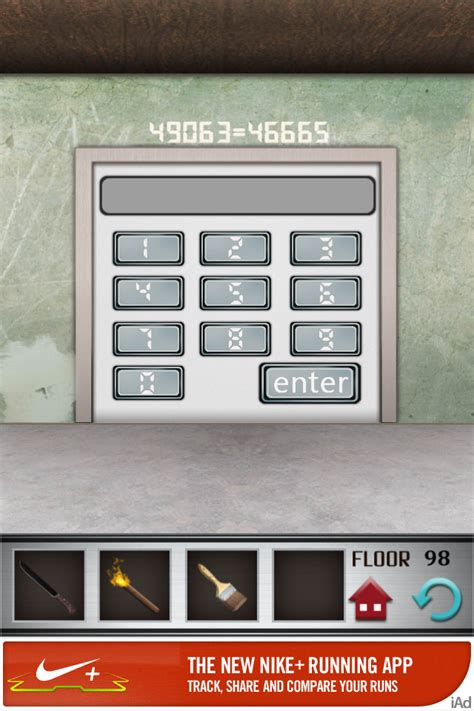 100 floors level 98 tower 100 floors walkthrough cheats review 100 floors level