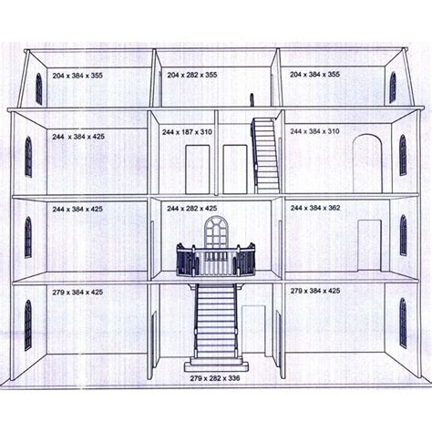 doll house floor plans best 20 house kits ideas on pinterest no signup required