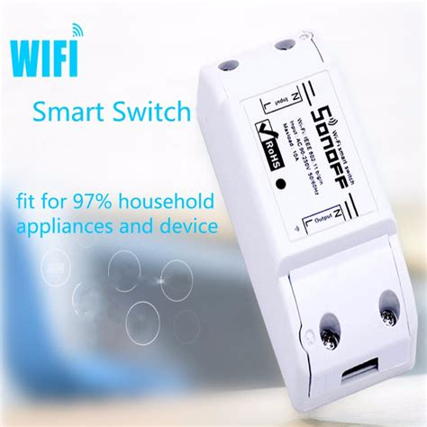 aliexpress buy sonoff smart remote wifi
