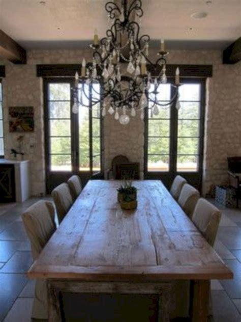 creative rustic dining room design ideas