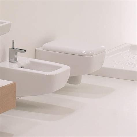 wc inklusive bidet ceramica gsg wand wc serie lilac 56cm tiefsp 252 ler