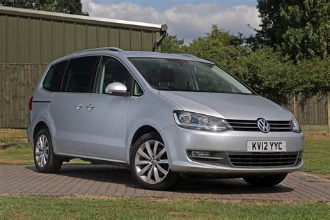 volkswagen sharan review auto express