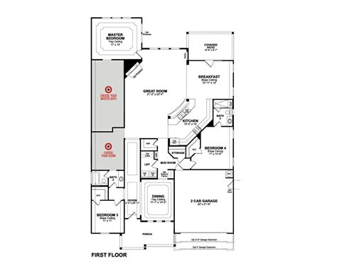 beazer floor plans beazer homes floor plan