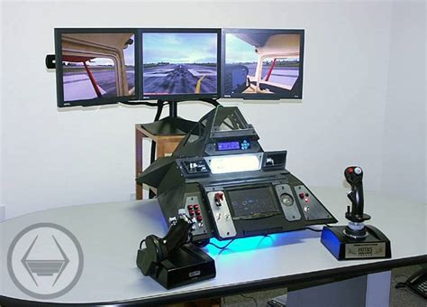 Cockpit Computer Desk 15 Pc Builds That Will Make You Drool