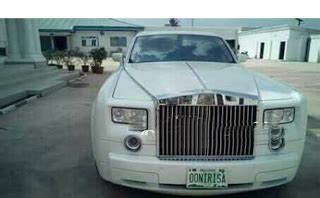 Ooni Of Ife Rolls Royce Ooni Of Ife Acquires A Brand New 2016 Rolls Royce