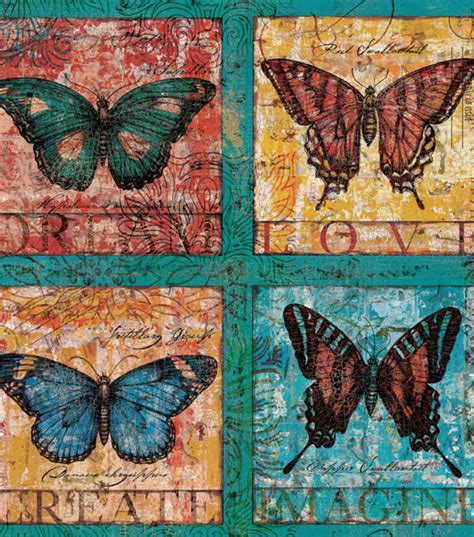 Butterfly Quilt Fabric by Joann Site