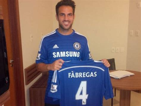 T Shirt Cesc Fabregas Chelsea photoshop or real a new picture of cesc fabregas in a