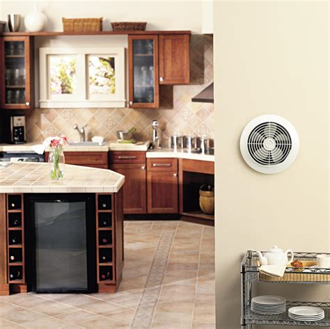room fans broan 512 room to room wall utility fan 6 inch 90 cfm 3 5 sones white plastic grille