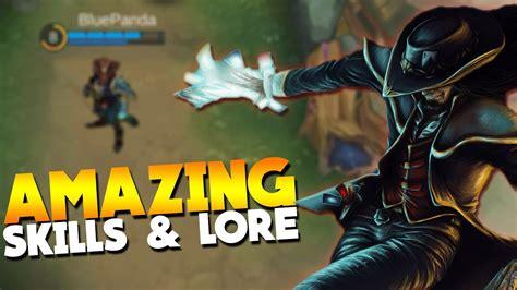 hero harley  skills lore  epic mobile legends