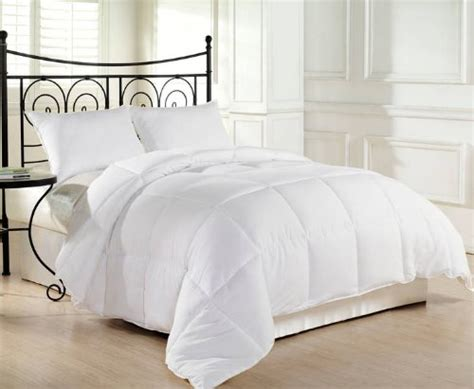 white goose down comforter king chezmoi collection heavyweight filled goose down
