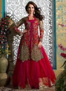 Latest bridal wedding dress designs in india 2014 2015