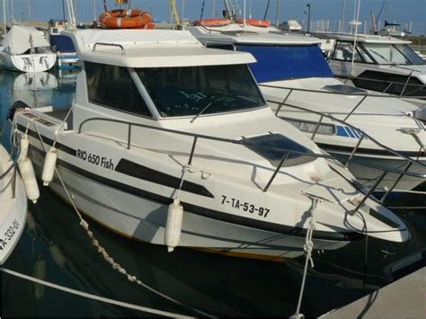 650 cabin fish 650 cabin fish in pto siles canet de berenguer