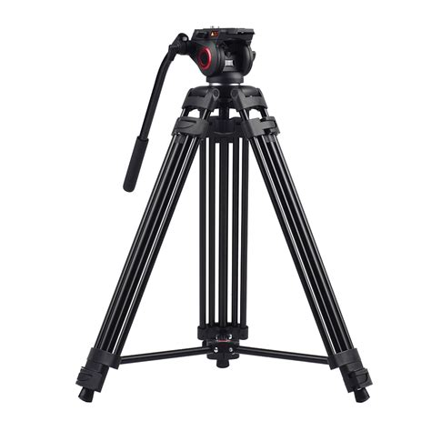 Tripod Stand miliboo mtt601a professional photography aluminum alloy tripod stand 3 sections with 360