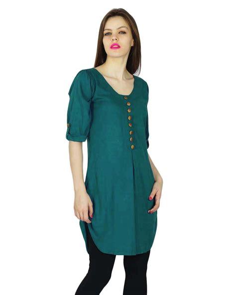 design dress tops indian designer bollywood kurta women ethnic kurti casual