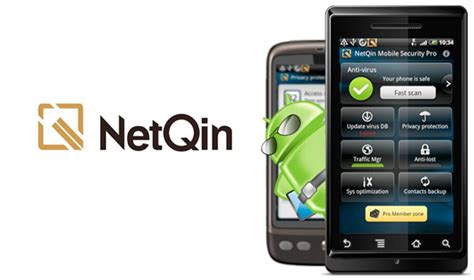 anti virus for android netqin mobile security keep your android device virus free the tech journal