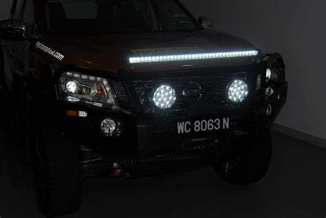 Ironman Led Light Bars Ironman Led Light Bars Ironman 4x4 Led Light Bar 37 Inch 180 Watt Curved Superior Engineering