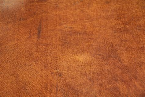 Leather Texture by Leather Texture Material Surface Orange Bright Smooth
