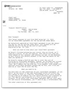 irs audit letter 2604c sample 1