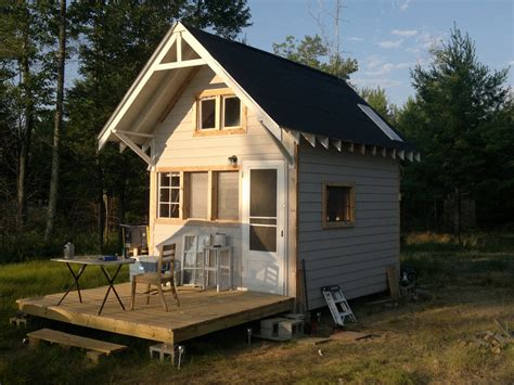 tiny home michigan little c tiny house swoon