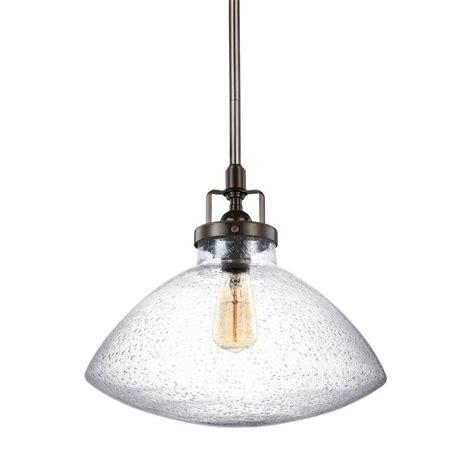 sea glass pendant light sea gull lighting sfera 1 light autumn bronze mini pendant