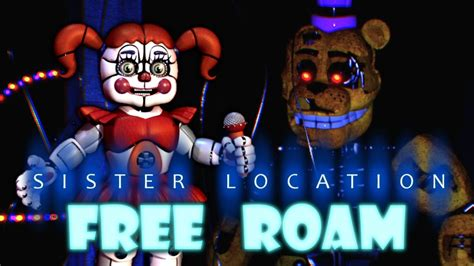 five nights at freddys sister location demo baby is back five nights at freddy s sister location