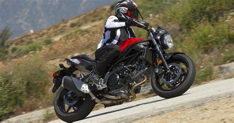 Suzuki Sv650 Review 2017 Suzuki Sv650 Ride Review Rider