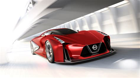 Nissan Concept 2020 Gran Turismo by Nissan Concept 2020 Vision Gran Turismo 2 Wallpaper Hd
