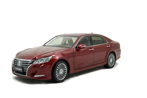 toyota 2015 models toyota crown 2015 1 18 scale diecast model car wholesale