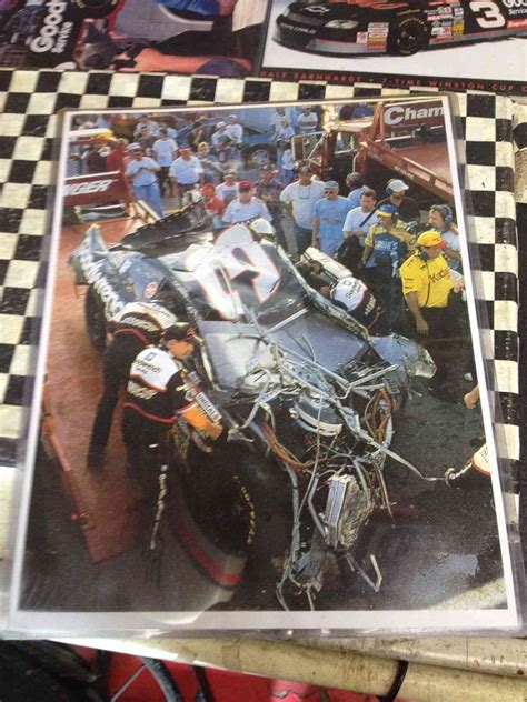 Dale Earnhardt May Shield Smith Autopsy Photos by Racing Picture Thread Page 17