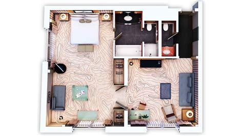 Executive Suite Le M 233 Ridien Munich 3d Home Floor Plan Design Suite V 9