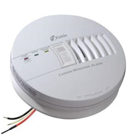 kidde hardwired 120 volt inter connectable carbon monoxide
