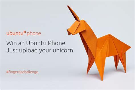 How To Make Origami Unicorn - here s how to create the ubuntu origami unicorn