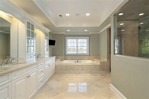 master bathroom white bathroom floor to ceiling cabinet