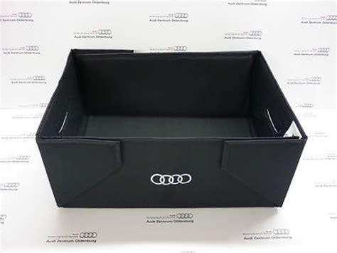 Audi Kofferraumbox by Audi Kofferraumbox Audi Gep 228 Ckkorb Audi Faltbox Audi