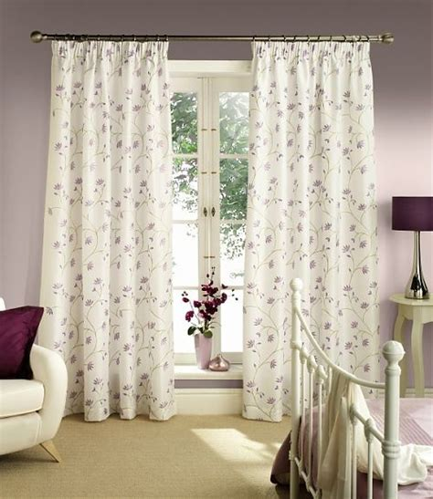 5 kinds of bedroom curtains