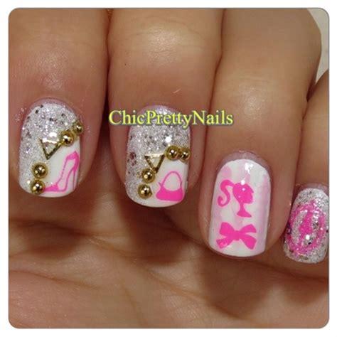 doll nail girly doll nails nail gallery