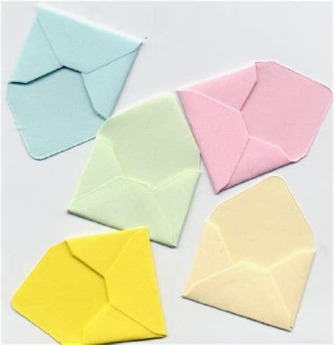 Mini Envelope Miniature Envelopes