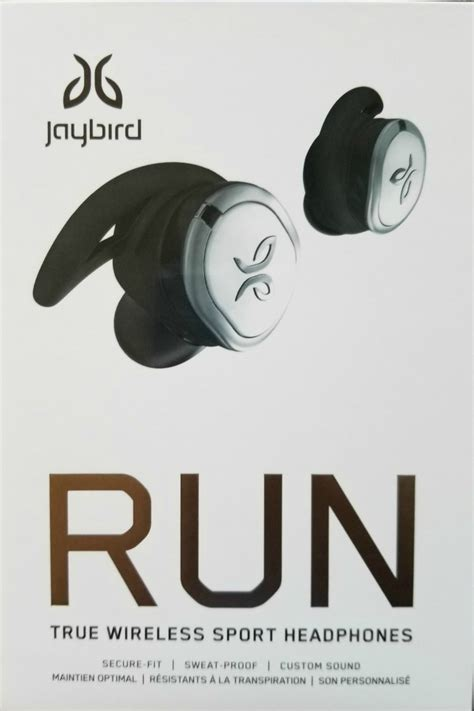 Run Giveaway - the perfect pair of running headphones jaybird run review and giveaway