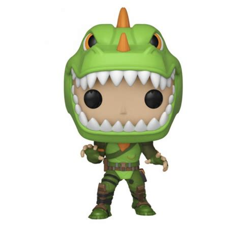 funko pop rex boutique fortnite