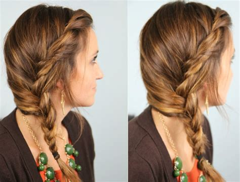 easy hairstyles for and medium hair hairstyles