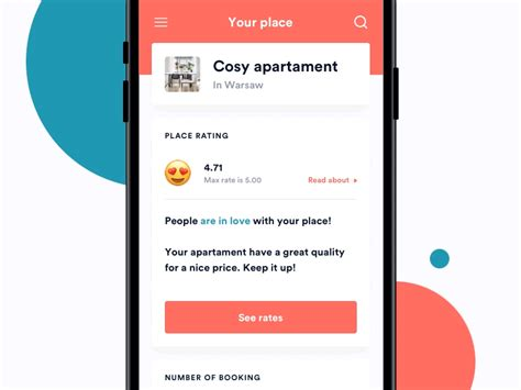 airbnb ux research airbnb dashboard concept by piotr czyżewski dribbble