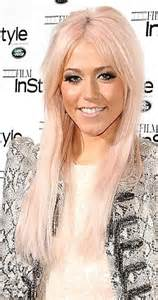 Light Pink Jumpsuit by X Factor 2011 Amelia Lily Ditches Pink Hair And Goes Back