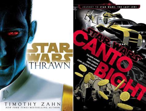 thrawn alliances star wars star wars thrawn sequel announced at nycc 2017 ny daily news