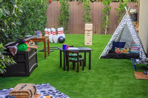 In The Backyard Or On The Backyard by 11 Must Items For A Family Friendly Backyard Hgtv